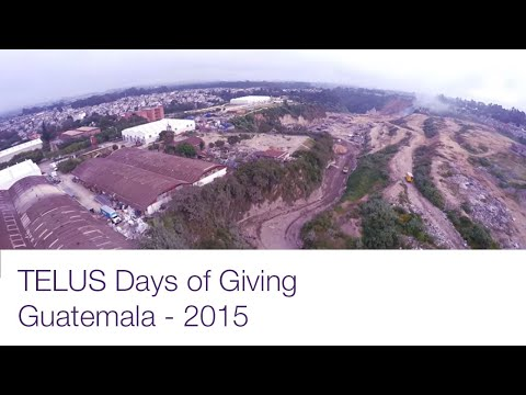 TELUS Days of Giving, Guatemala - 2015