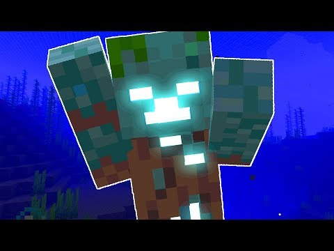 Everything About the Drowned in Minecraft