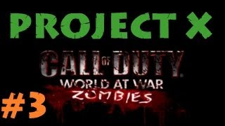 Custom Zombies: Project X | Nice Ump-45 Ep.3