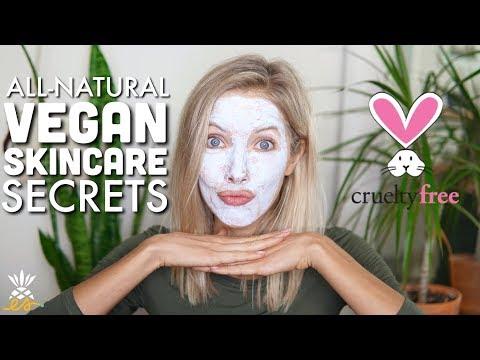 My All-Natural, Vegan & Cruelty-free Skincare Secrets (Chemical-free, Organic, & Plant-based)