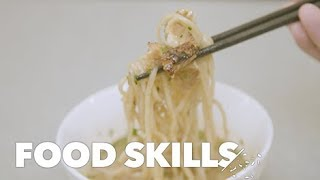 Understanding Tsukemen Ramen with Ivan Orkin | Food Skills