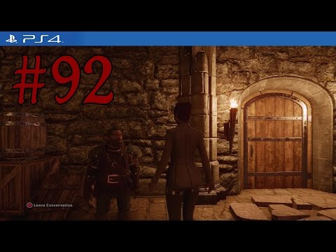 Dragon Age Inquisition Walkthrough - Gatsi Conversation 1