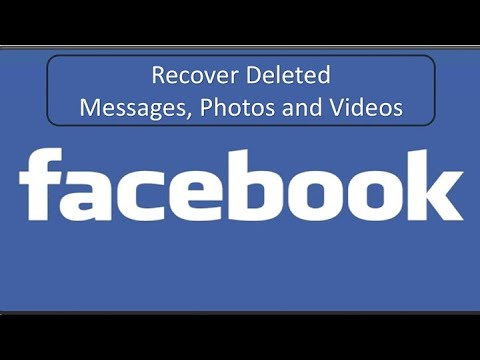 How To Recover Facebook Deleted Messages (Secret Tips)