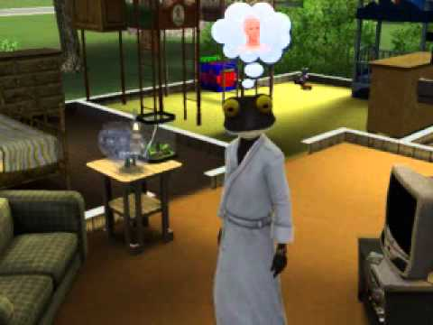 Sims 3 - Frog