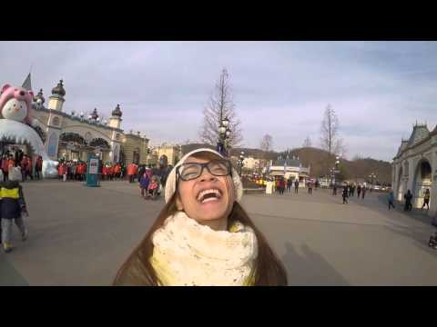Family Trip to South Korea 2016