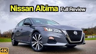 2019 Nissan Altima: Full Review   Drive | Maximizing The Altima!