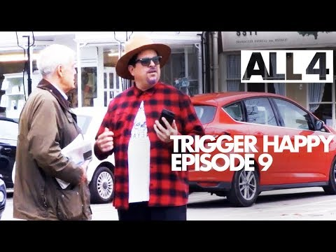 Dom Joly's Shoreditch Hipster Prank | Trigger Happy