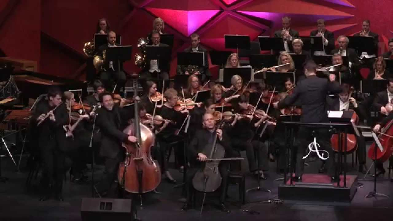 The Bodega - PROJECT Trio with Jacomo Bairos and the Amarillo Symphony!