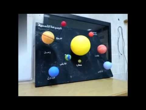 How to make a simple 3D Solar system