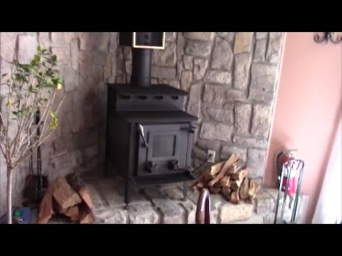 How To: Wood Stove Restoration ~ Rust Removal and Refinishing to Stove Black