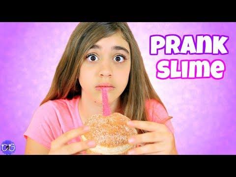 Prank Slime - Edible Slime Filled Donuts, Cookies & More!