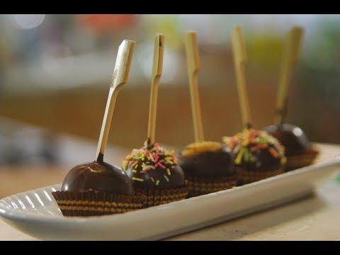 Cake Pops | Sanjeev Kapoor Khazana