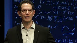 Neil Turok Public Lecture: The Astonishing Simplicity of Everything