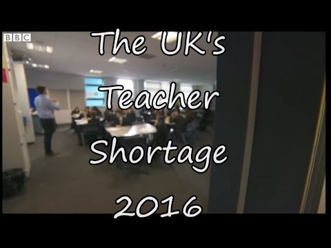 UK Teacher Shortage 2016 - The Facts, Impacts and Reasons Why it's Happening.