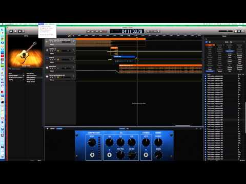 GarageBand Basics: Part 9 (Export Radio Show)