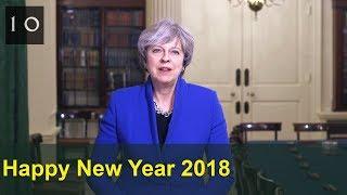 New Year 2018: Theresa May