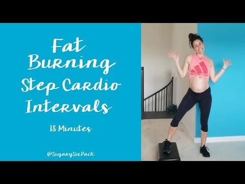 Fat Burning HIIT Cardio Workout |  High Intensity Interval Training at Home Cardio