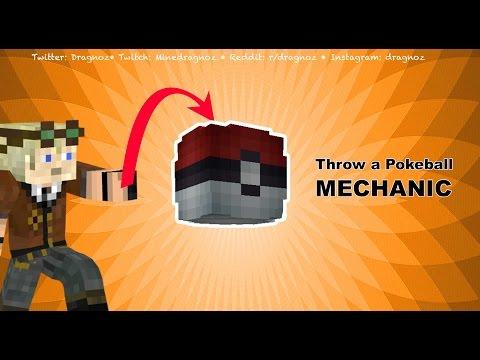 How to make a Flying Pokeball Mechanic