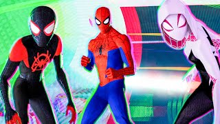 Download SPIDER-MAN: INTO THE SPIDER-VERSE All Best Movie Clips (2018) Video