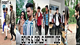 Boys & Girls Attitude   New TikTok Mix Tap Compilation Video   Part 4  