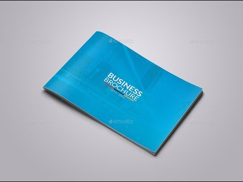 14 Pages Business Brochure Template