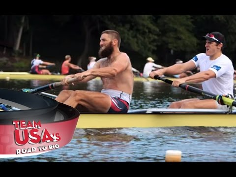Team USA Is Rowing Toward Rio