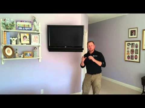 Bedroom TV & Soundbar Pepper Pike