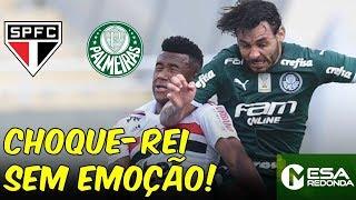 SPFC 0 x 1 PALMEIRAS | Verdão vence Tricolor com golaço de C. Eduardo (17/03/19)