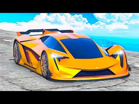 NEW $4,000,000 ELECTRIC SUPERCAR! (GTA 5 DLC)