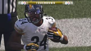 Madden NFL 17 Rare Commentary (Only heard if you have a 97-yard touchdown run)