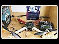 How to make a powerfull and high range Quadcopter-drone at home Full tutorial-with|kk2.1.5 setup.