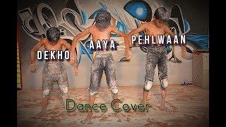 Dekho Aaya Pehlwaan Dance Cover || Kichcha Sudeepa || Rajesh