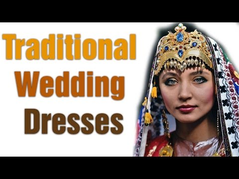 Traditional Wedding Dresses Around The World From India to Indonesia