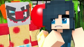 Saving our friend from IT... a Minecraft Story!