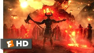 Justice League (2017) - The Story of Steppenwolf Scene (3/10)   Movieclips