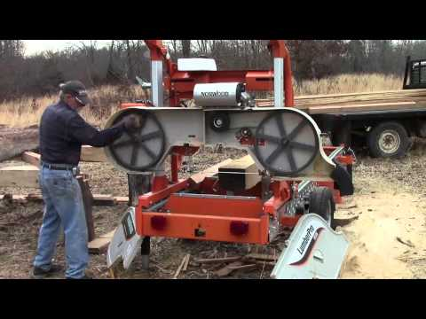 Successful Sawmilling Series - Blade Changing on Your Portable Sawmill