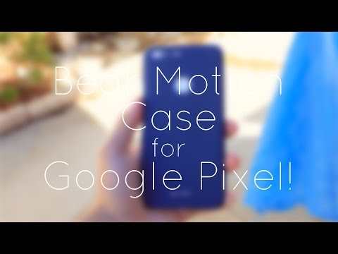 Bear Motion Pixel XL Case Review!