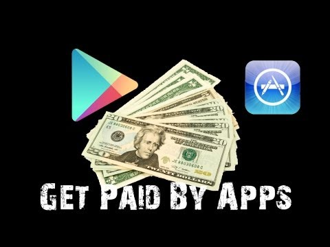 How to get free Money by using applications on your Iphone/Ipod/IPad/Android devices. [Legit]