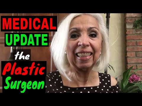 Medical Update - Meeting The Plastic Surgeon