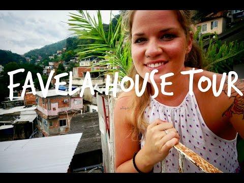 Favela House Tour || Chapeú Mangueira, Rio de Janeiro
