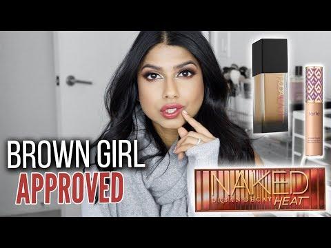 Best of Beauty 2017 for Medium / Tan Skin