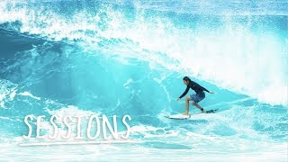Our surfers take over the North Shore.| Sessions