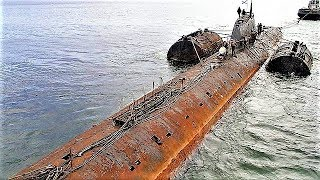 Abandoned and Forgotten Submarines and Bases