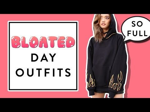 Bloated Day Outfits - How To Dress When You're Bloated
