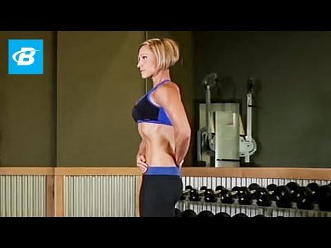 Stomach Vacuum - Ab Exercises - Bodybuilding.com