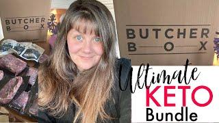 Butcherbox Ultimate KETO Bundle- Unboxing