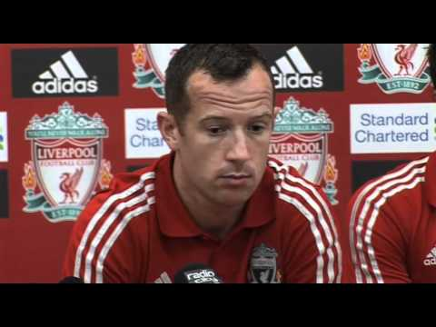 Charlie Adam on finally joining Liverpool from Blackpool | Premier League 2011