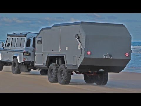 EXP-6 OFF-ROAD CAMPER Bruder Expedition