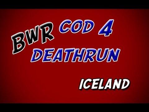 COD 4 deathrun on Iceland