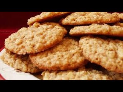 Best Easy Brown Sugar Oatmeal Cinnamon Almond Cookies